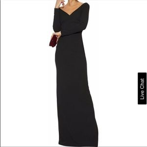 Solace London Victorie Evening Gown